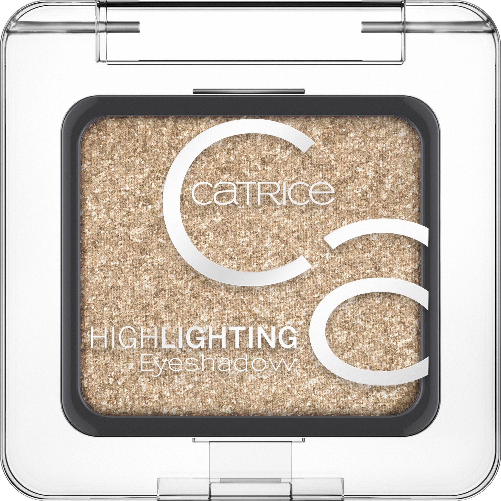 Тени для век Catrice Highlighting Eyeshadow, 050 Diamond Dust