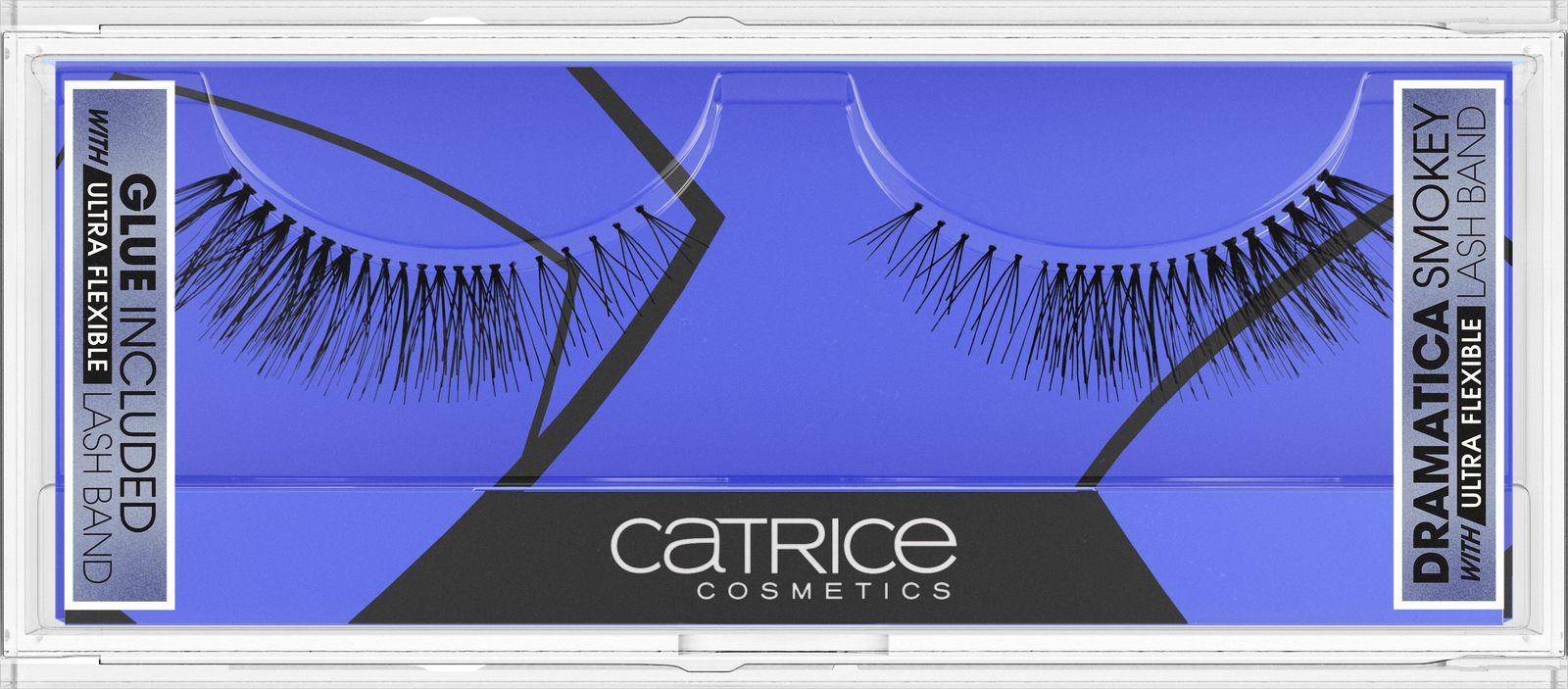 Накладные ресницы Catrice Lash Couture Smokey Lashes