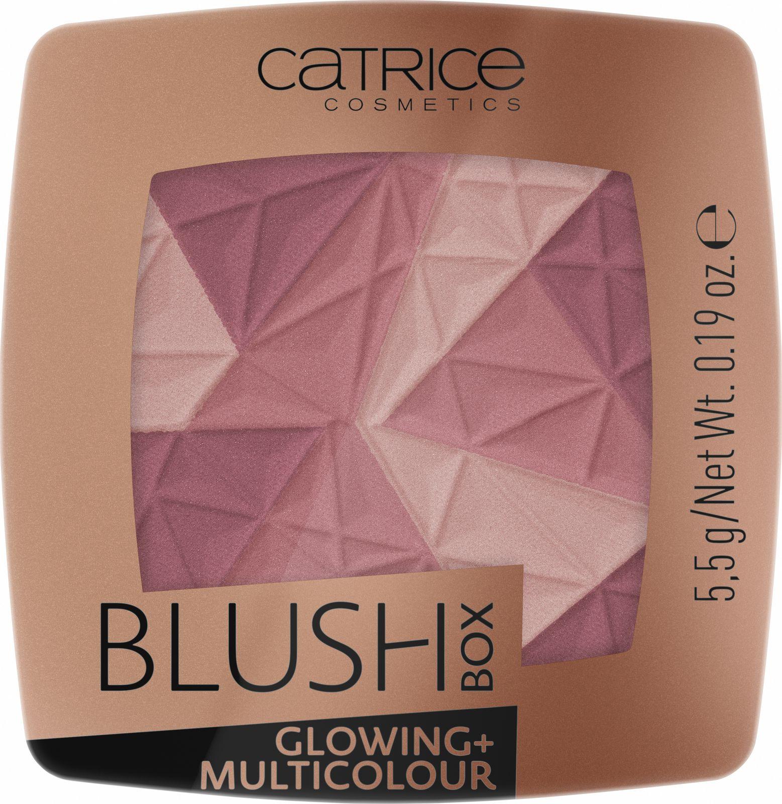 Румяна Catrice Blush Box Growing + Multicolor, 020 It´s wine o´clock
