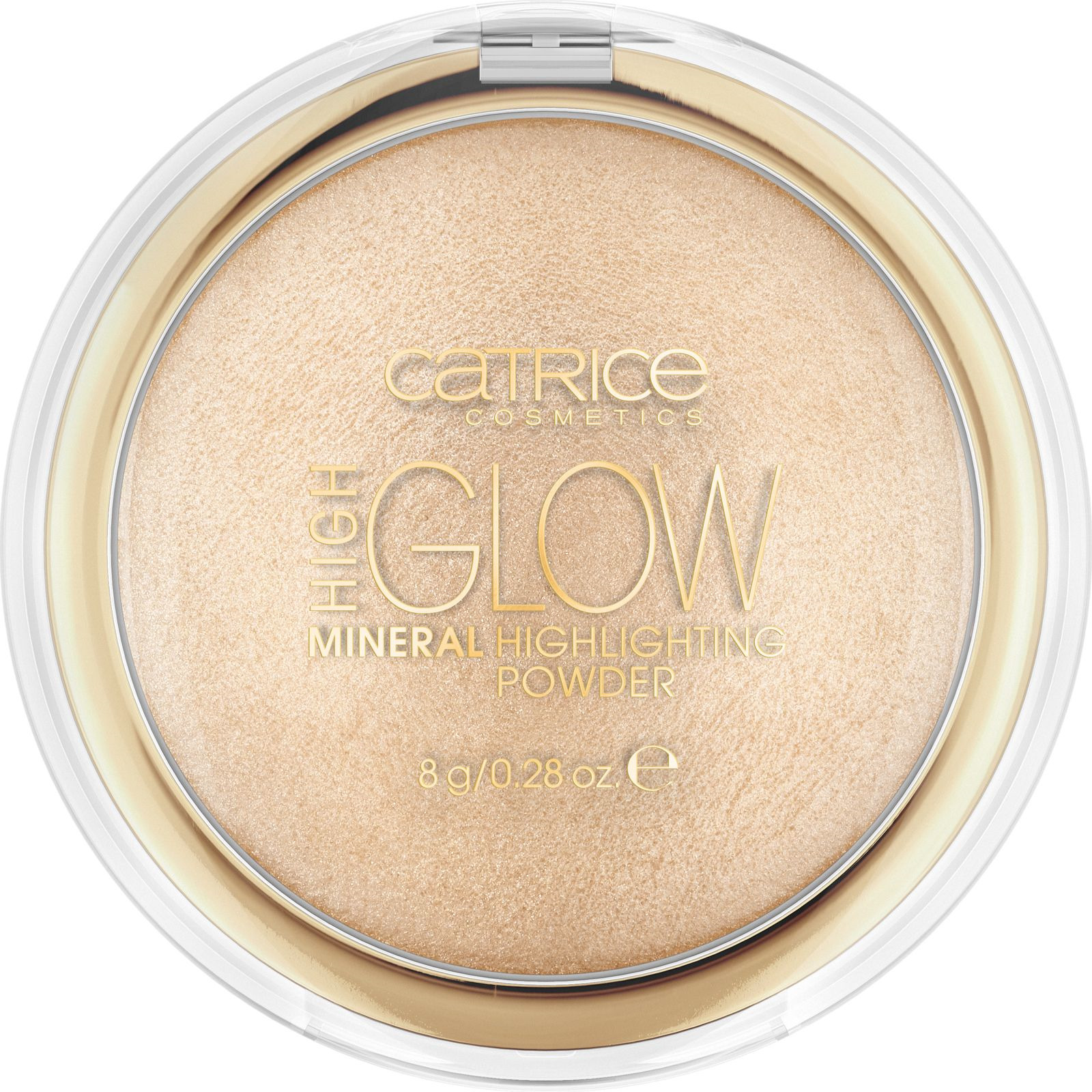 Хайлайтер Catrice High Glow , 030 Amber Crystal