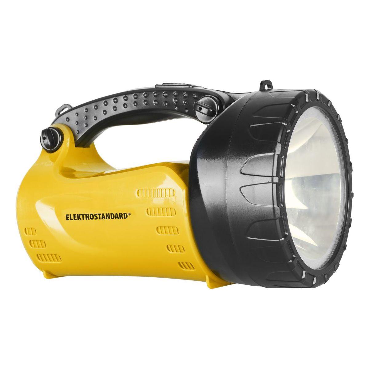FLD75-3W / Прожекторный фонарь аккумуляторный Hudson