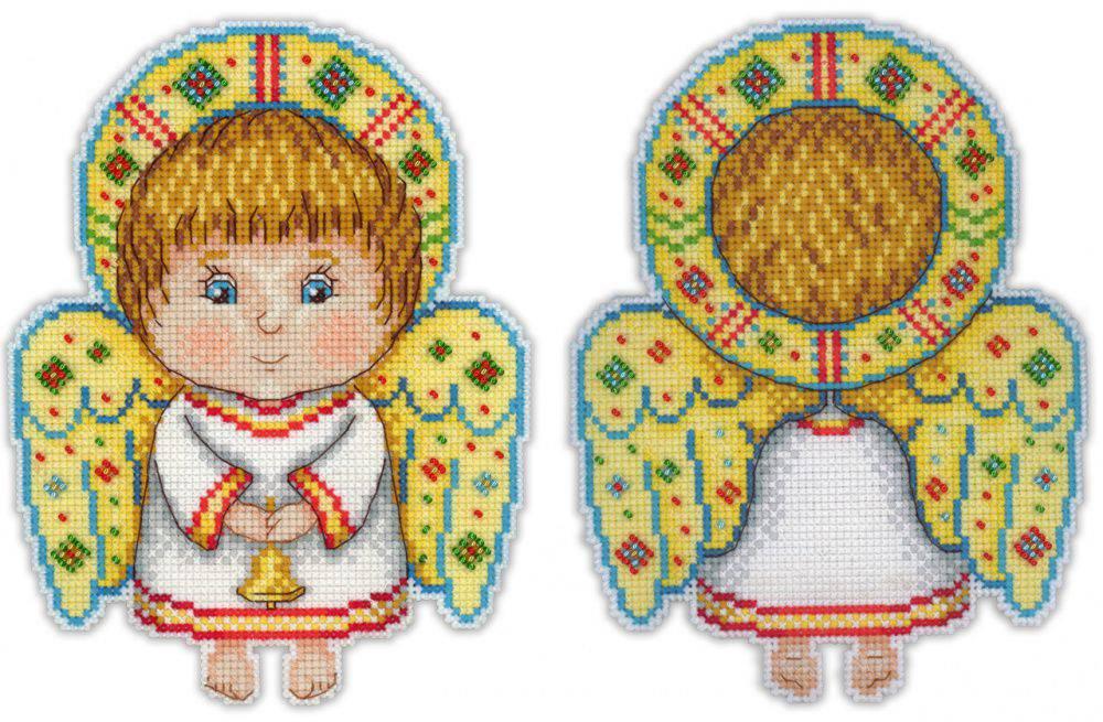 """Набор для вышивания М.П. Студия """"Ангел-хранитель"""""""
