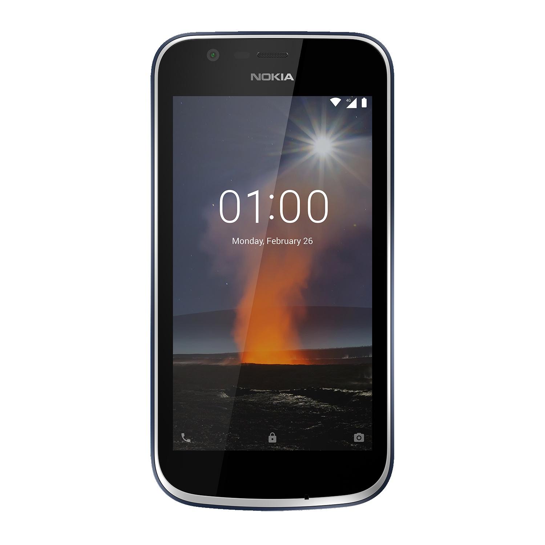Смартфон Nokia 18GB, синий