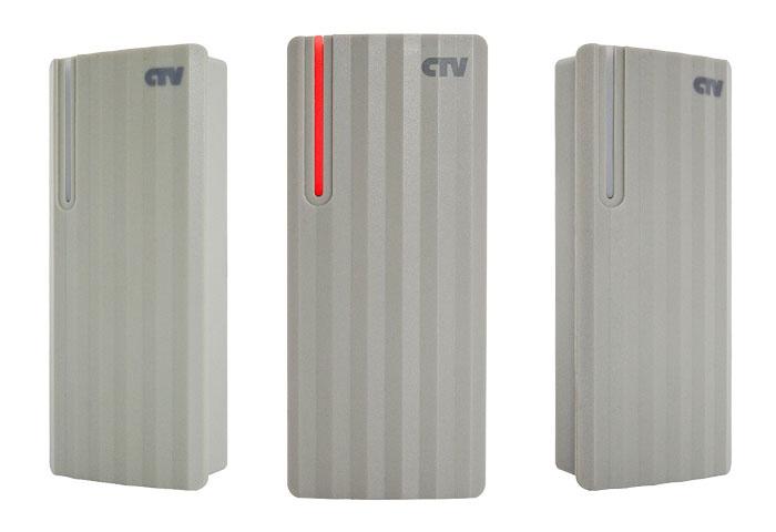 Cчитыватель-контроллер стандарта EM CTV CTV-CR20EM бежевый