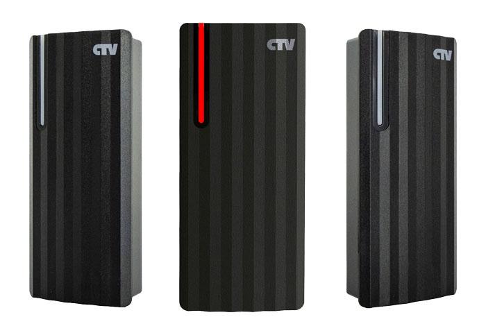 Считыватель-контроллер стандарта EM CTV CTV-CR20EM черный