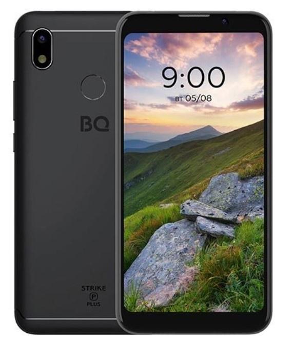 Смартфон BQ Strike Power Plus цена и фото