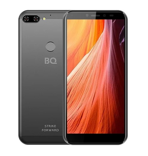 Смартфон BQ Strike Forward смартфон bq mobile 5528l strike forward 16 gb серый