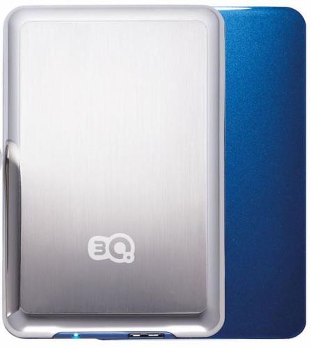 Внешний корпус для HDD 3Q T200SH-HD USB3.0 Синий корпус для hdd orico 9528u3 2 3 5 ii iii hdd hd 20 usb3 0 5