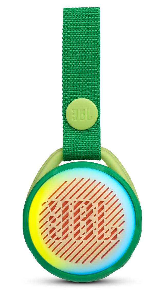 Портативная акустическая система JBL POP , зеленый