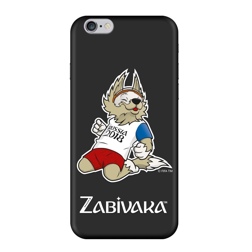 Чехол TPU для Apple iPhone 6/6S, FIFA Zabivaka 3, Deppa чехол fifa 2018 rostov on don для iphone 6 6s