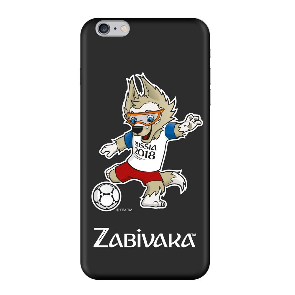 Чехол TPU для Apple iPhone 6/6S Plus, FIFA Zabivaka 2, Deppa чехол fifa 2018 rostov on don для iphone 6 6s