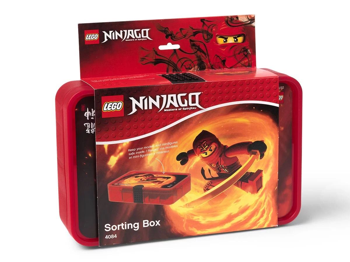 Система хранения Sorting Box Ninjago LEGO