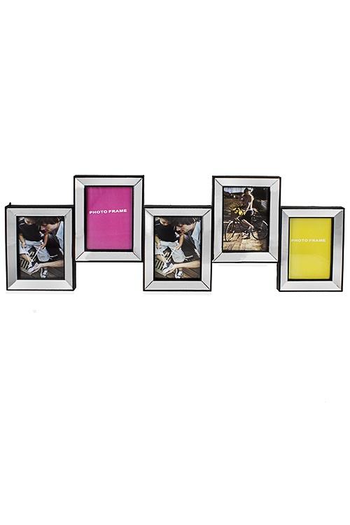 Рамка для 5-ти фото Мечта, 31х91см, фото 13х18см, пластмасса, стекло рамка для 5 ти фото мечта