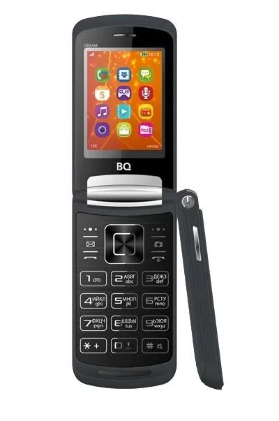 Мобильный телефон BQ-2405 Dream Black