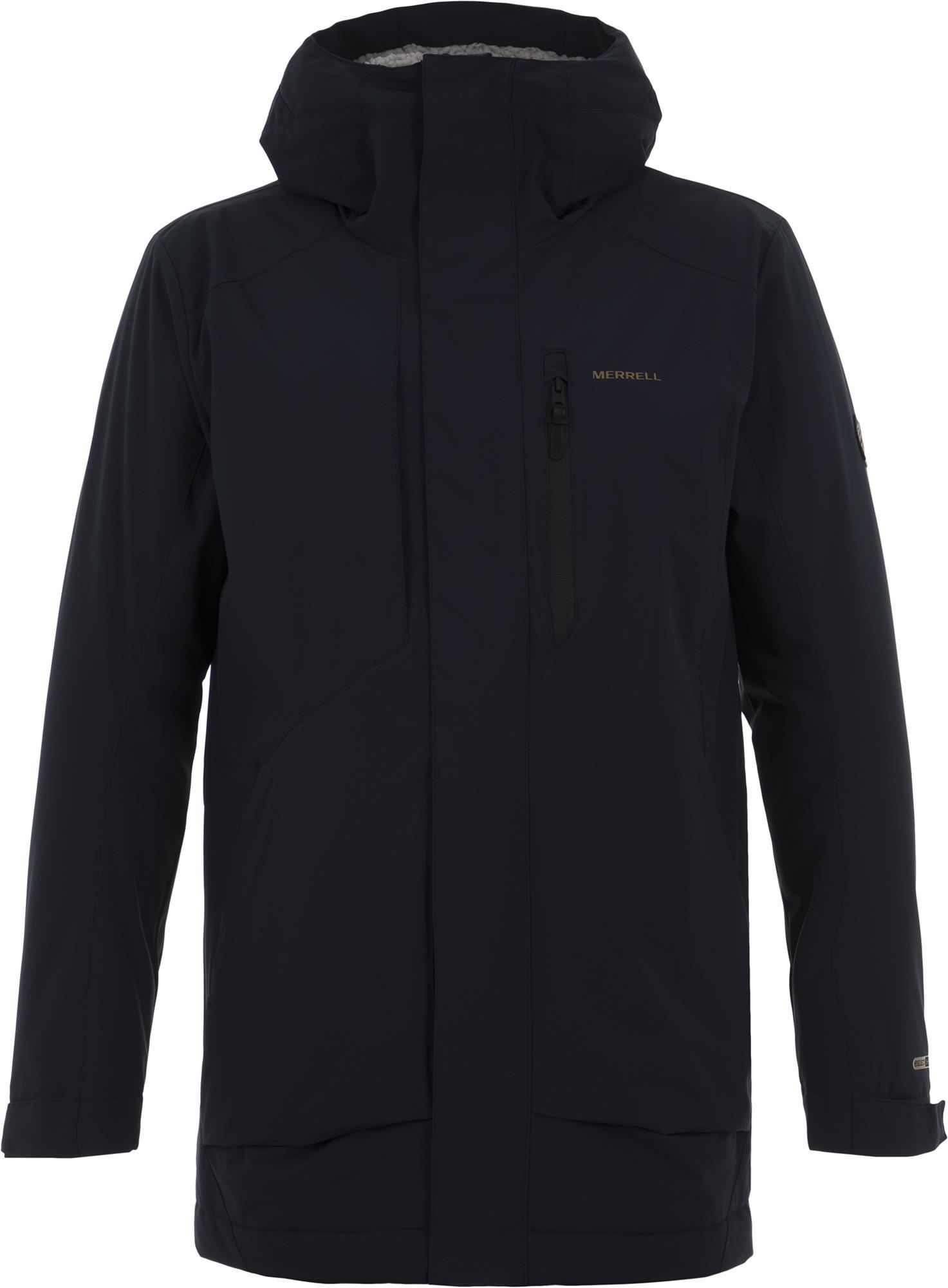 Куртка Merrell Men's Jacket длинная болоньевая куртка мужская