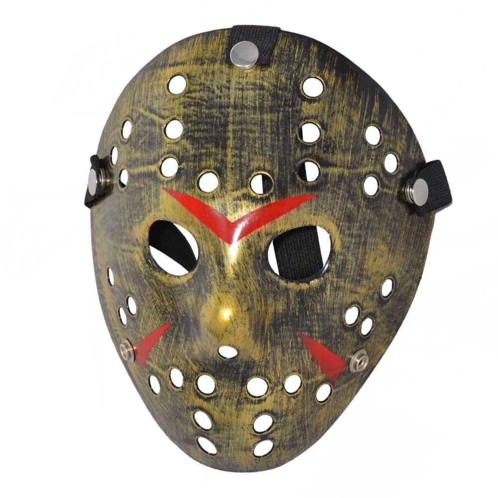 Маска Джейсона (Пятница 13-е) маска джейсона пятница 13 е белая