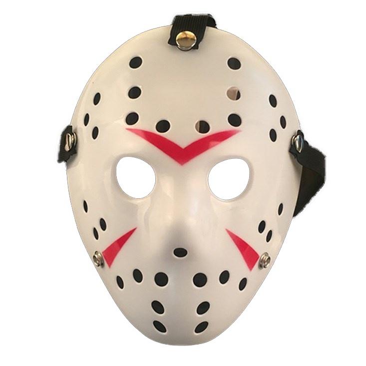 Маска Джейсона (Пятница 13-е белая) маска джейсона пятница 13 е белая