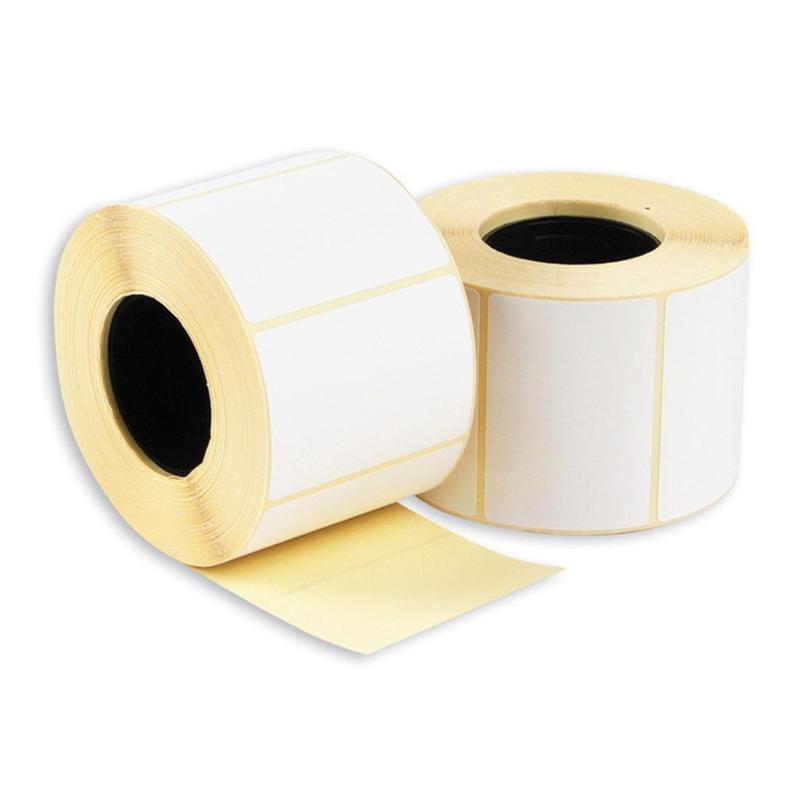 Самоклеящиеся этикетки ТермоЭко 58х40х40 700 шт. (Упаковка 5 шт).