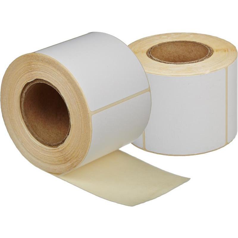 Самоклеящиеся этикетки ТермоЭко 58х60х40 300шт. (Упаковка 6 шт).