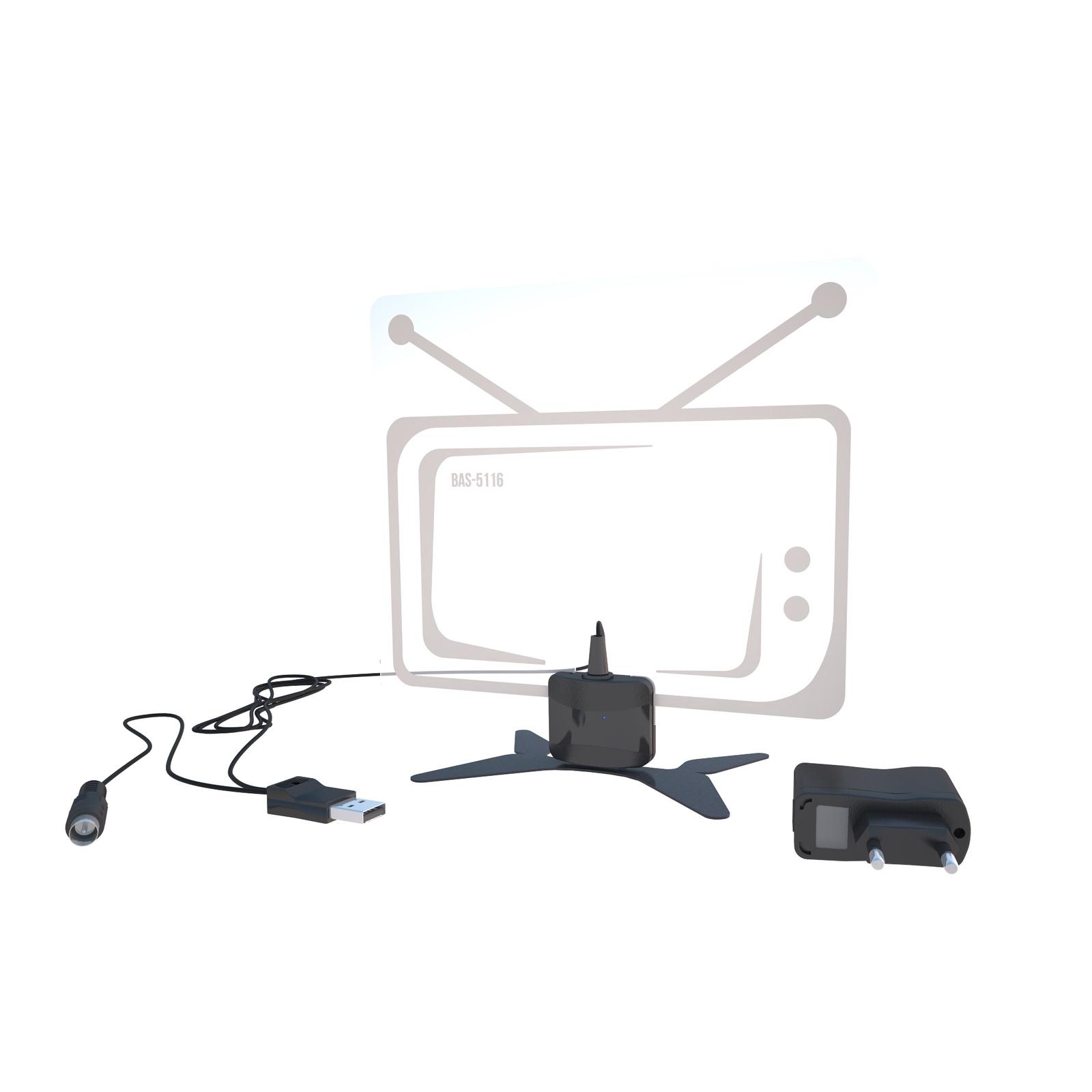 Антенна РЭМО BAS-5116-DX РЕКОРД антенна для телевизора рэмо belka