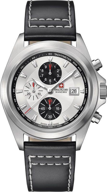 Наручные часы Swiss Military Hanowa 06-4202.1.04.001 все цены