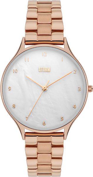 Наручные часы Storm ALANA ROSE GOLD 47420/RG ziiiro наручные часы ziiiro eclipse metalic rose gold