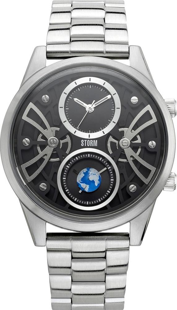 Наручные часы Storm GLOBE-X 47441/BK все цены