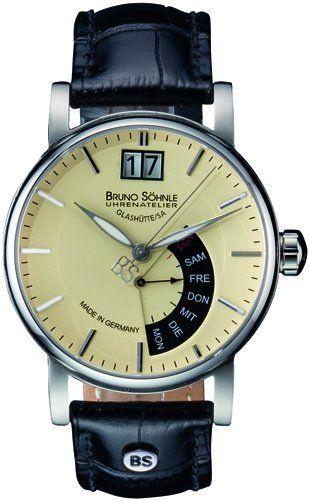 Наручные часы Bruno Sohnle 17-13073-141 цены