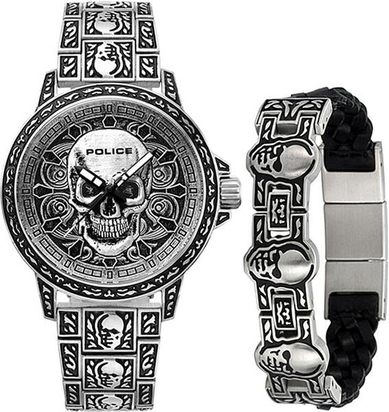 Наручные часы Police PL.15530SKS-SET1 цены