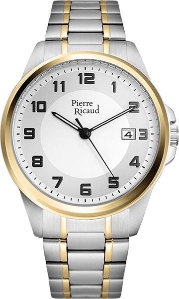 Наручные часы Pierre Ricaud P97242.2123Q все цены