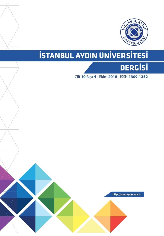 Istanbul Aydin Universitesi Dergisi garou istanbul