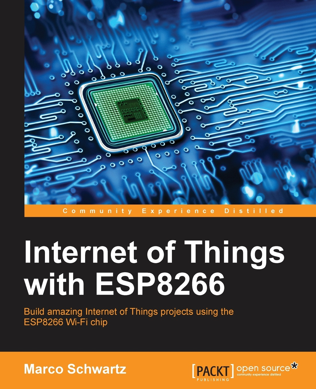 Marco Schwartz Internet of Things with ESP8266