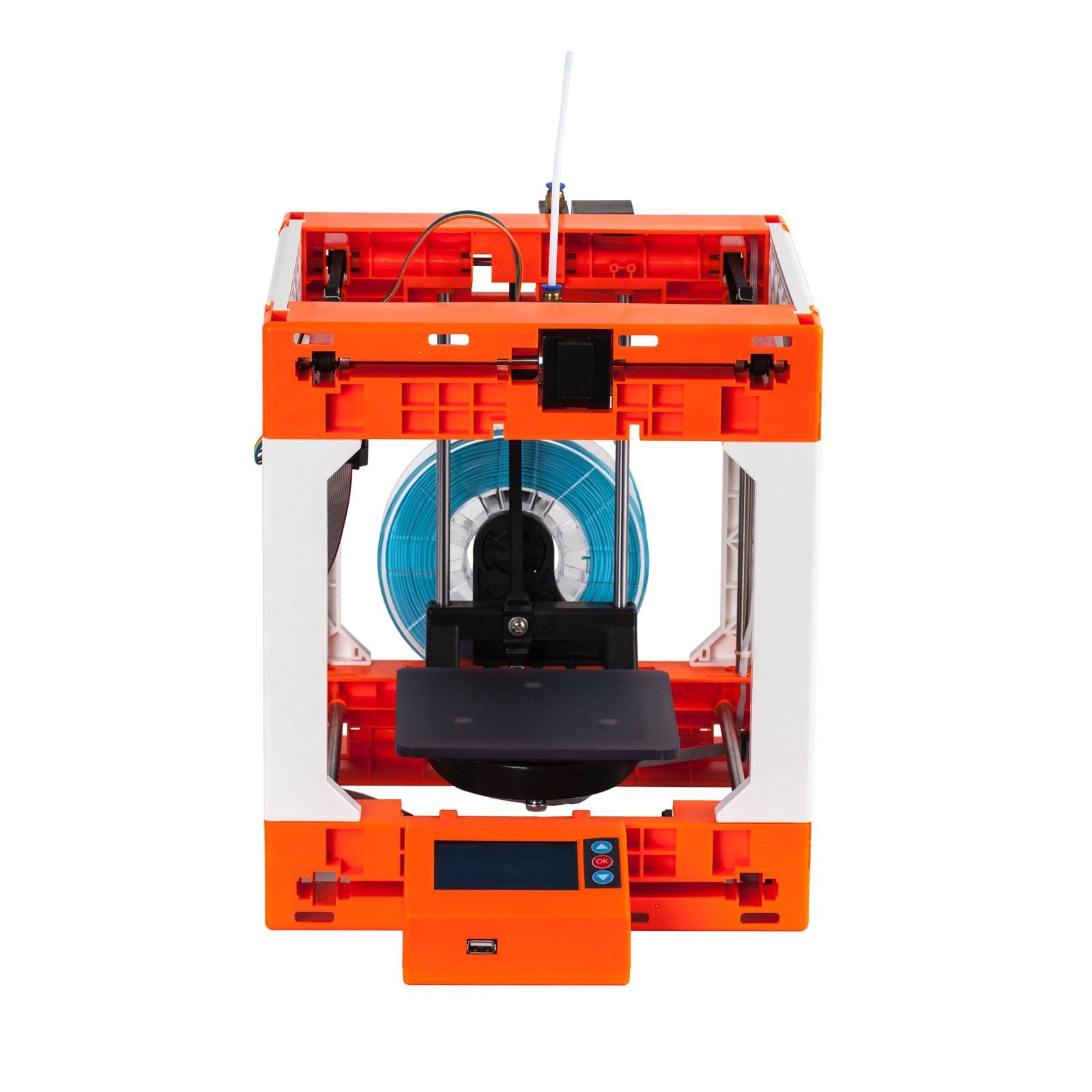 3Dпринтер Funtastique EVO (оранжевый) FUNTASTIQUE