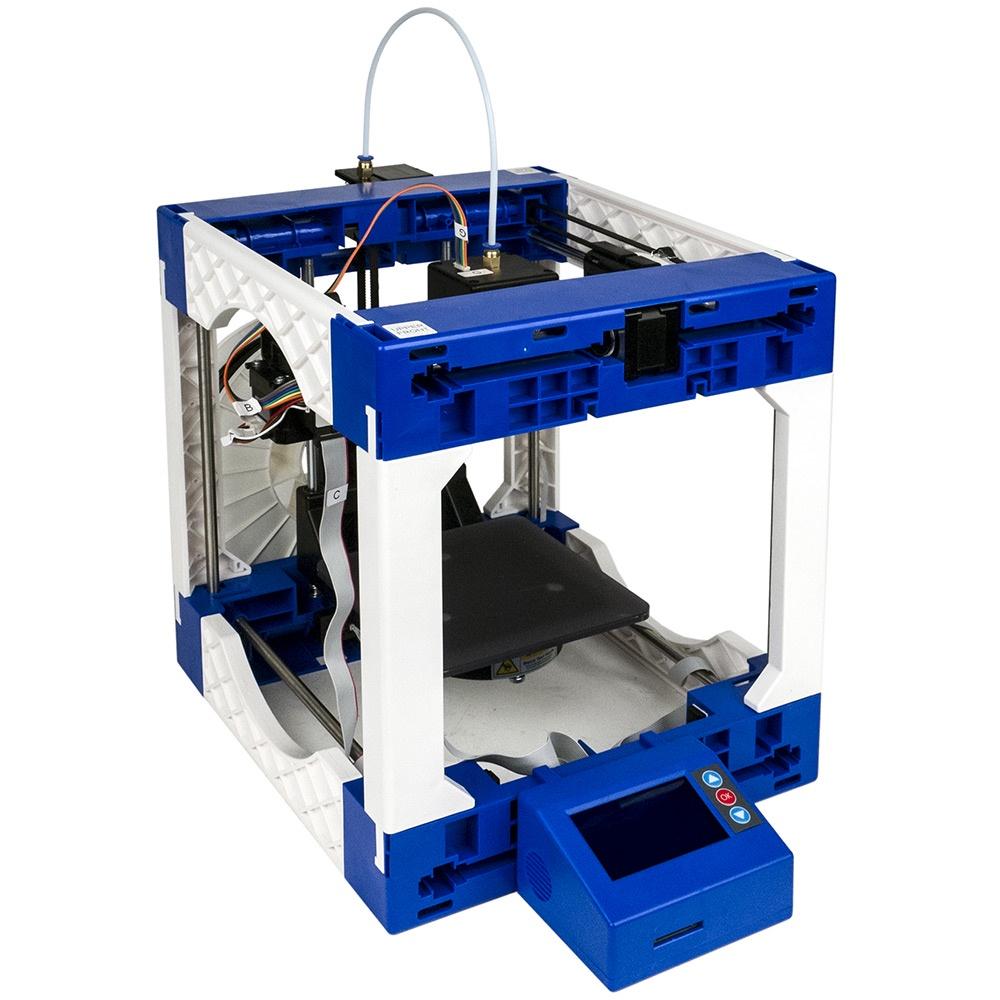 3Dпринтер Funtastique EVO (голубой) FUNTASTIQUE