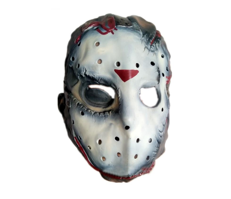 Маска Джейсона Вурхиза (Пятница 13-е) маска джейсона пятница 13 е белая