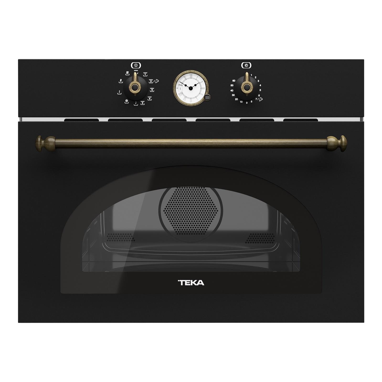 Микроволновая печь TEKA MWR 32 BIA AB антрацит с аналоговыми часами
