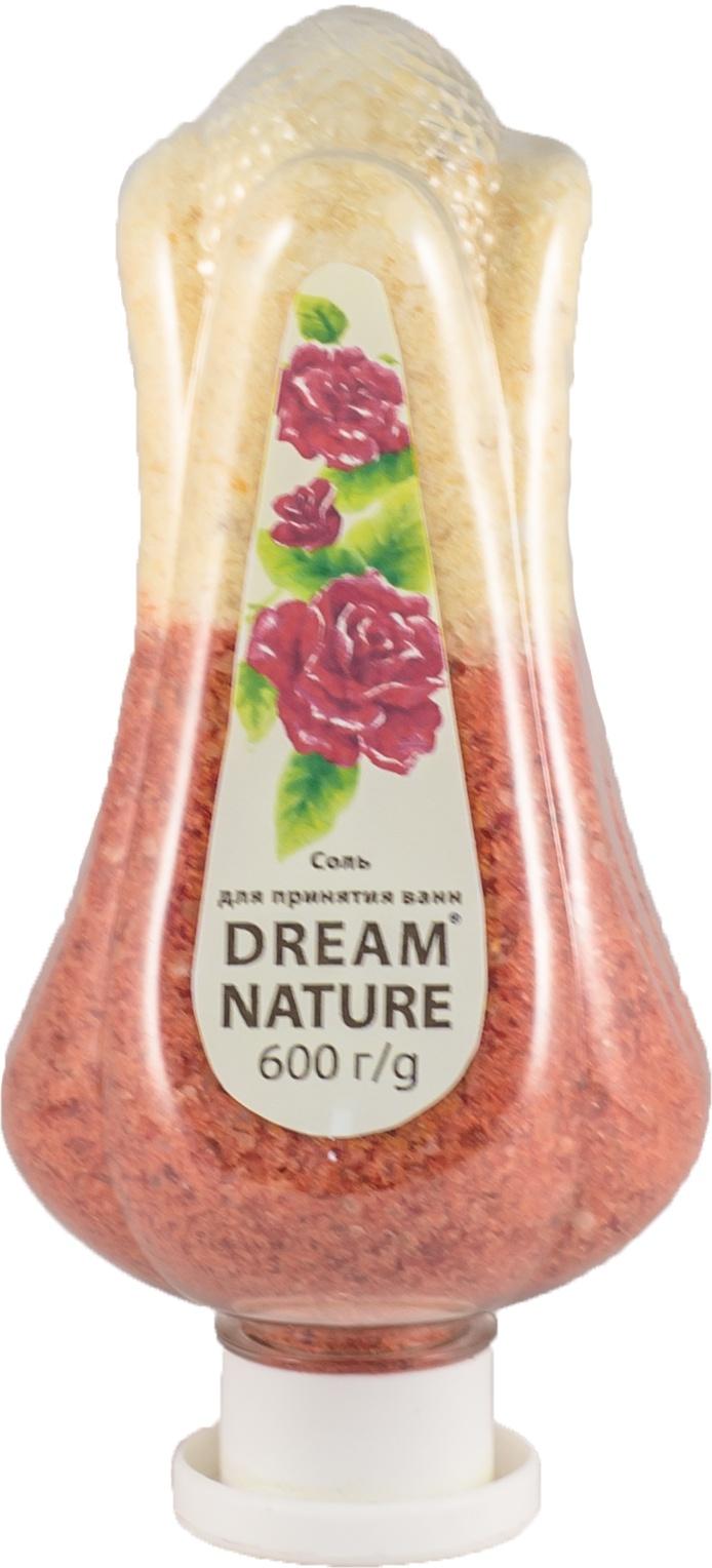 Соль для ванн Dream Nature с пеной