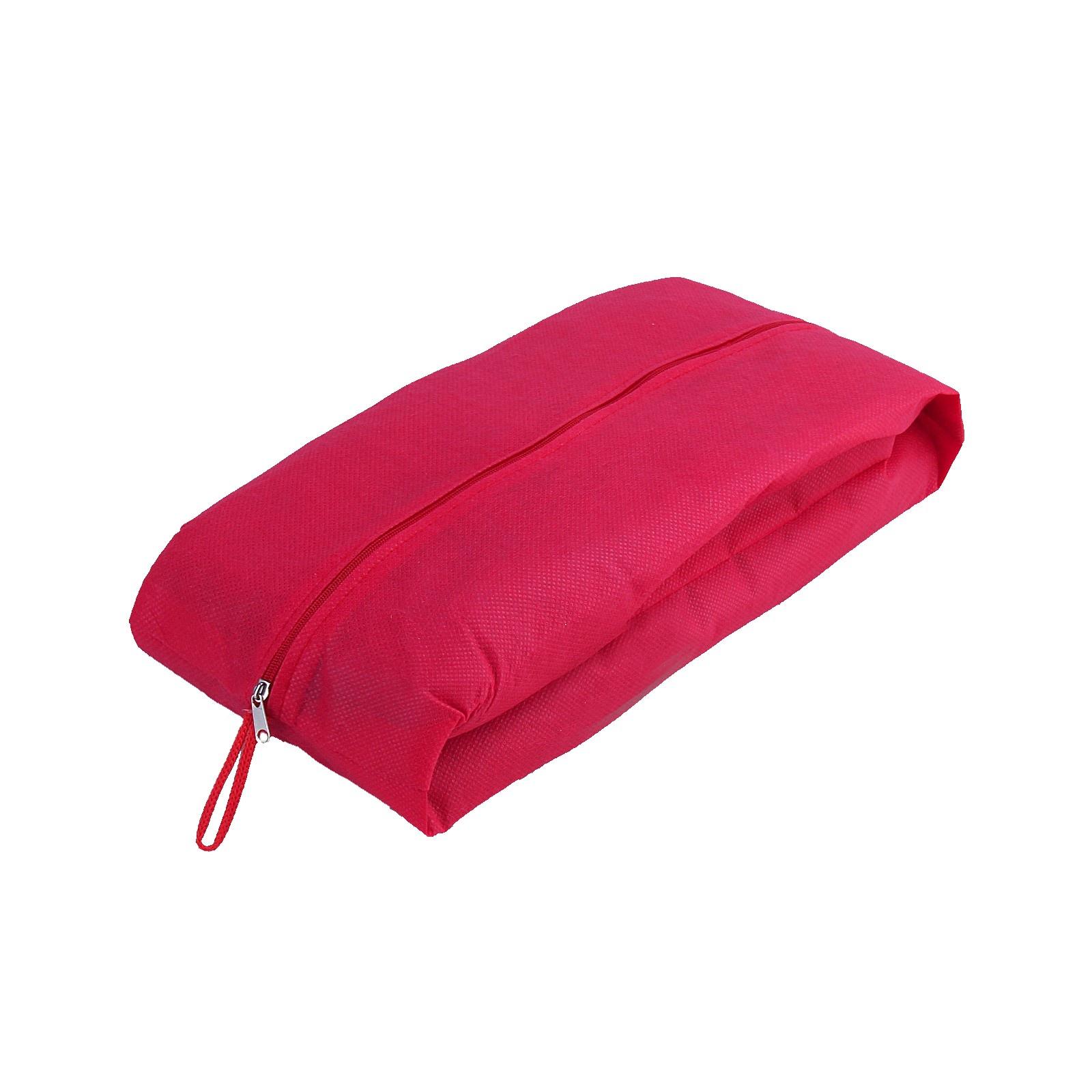 Сумка для обуви А М Дизайн, красный