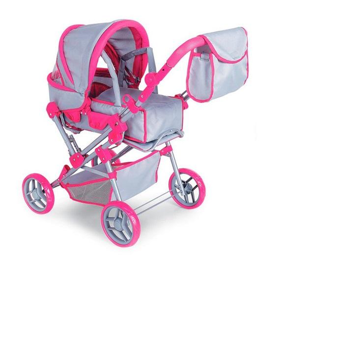 Коляска для куклы Melogo 9368 melogo детская коляска цвет черный оранжевый