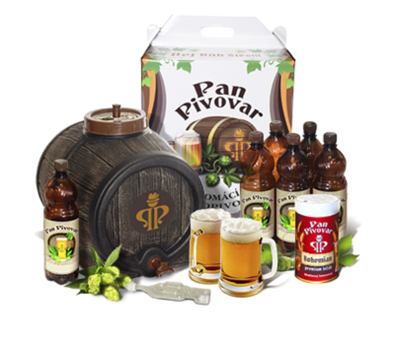 Домашняя пивоварня Pan Pivovar Pan Pivovar