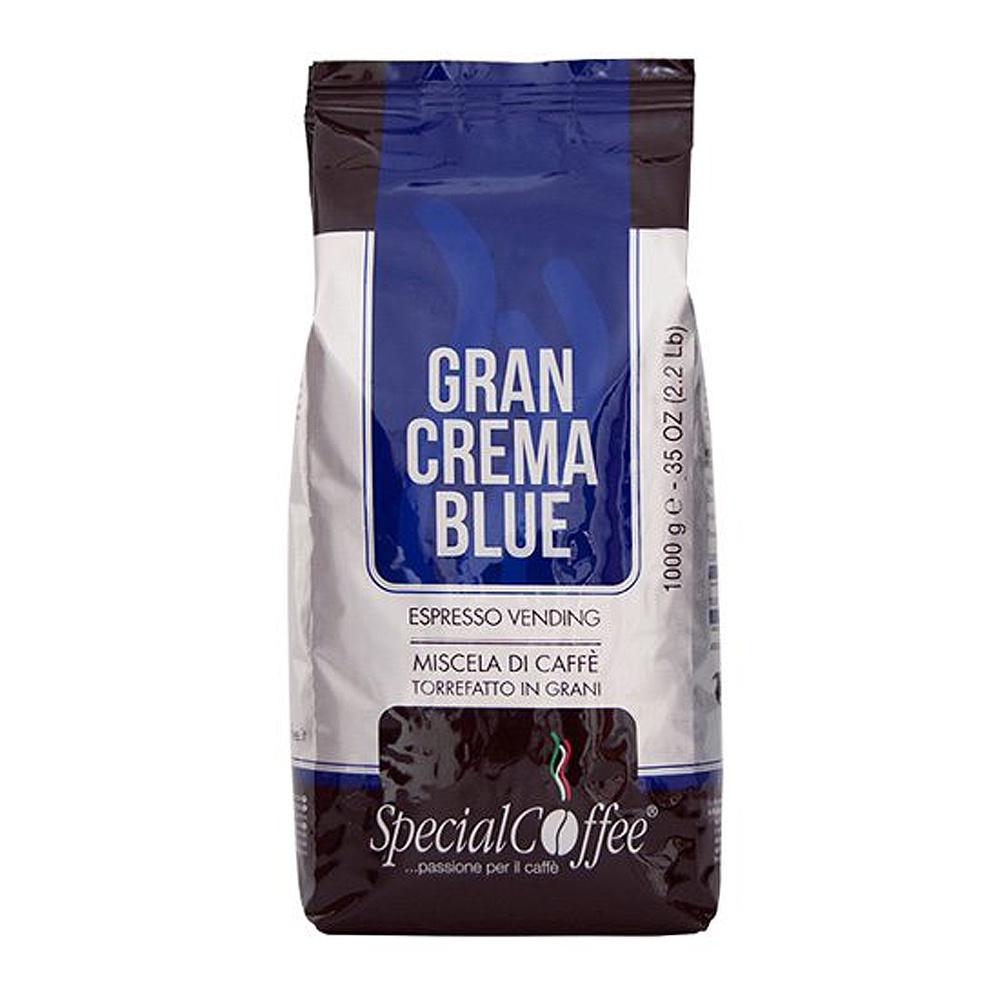 Кофе в зернах Specialcoffee Gran Crema Blue, 1кг густая себорея кожи