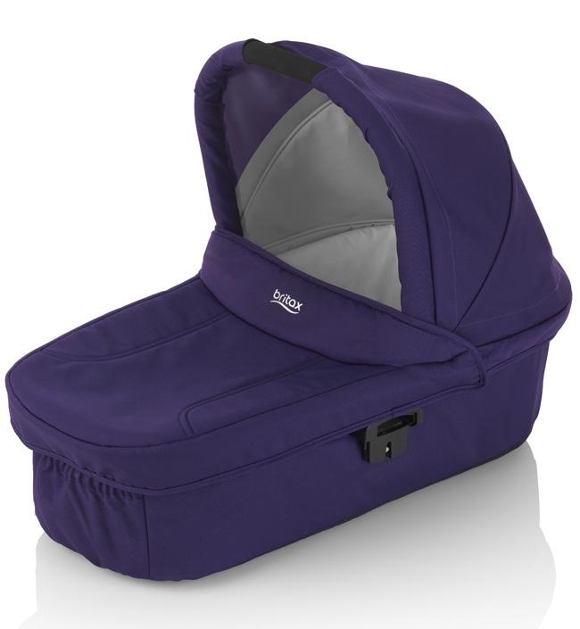 Britax спальный блок Mineral Purple спальный блок для колясок britax roemer mineral purple