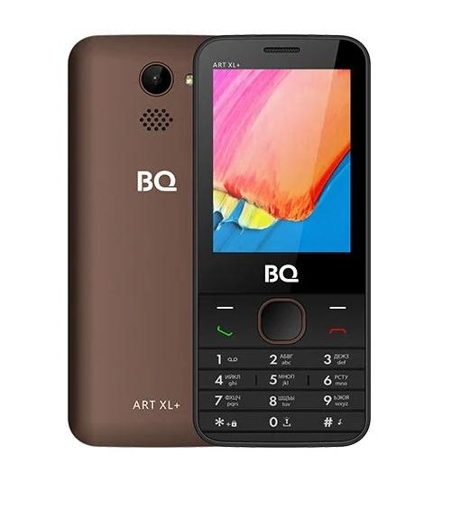 Мобильный телефон BQ-2818 ART XL+ Brown