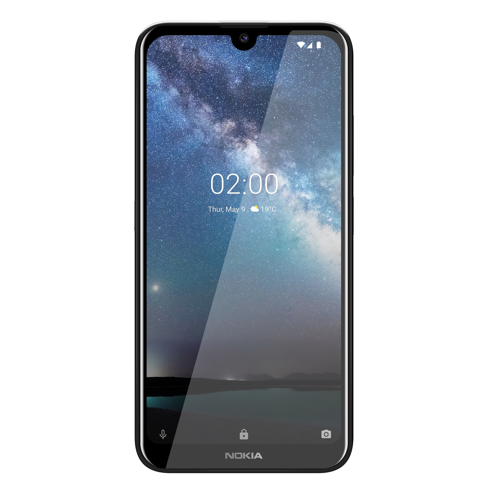 Смартфон Nokia 2.2 DS 2/16GB, серый