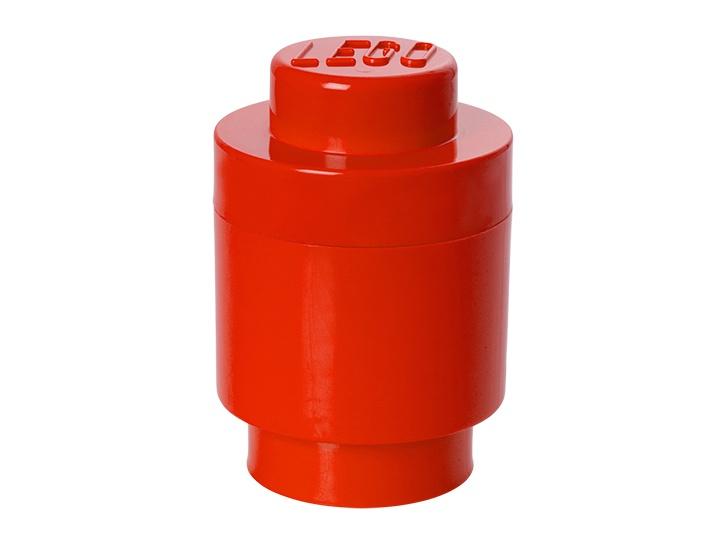 Система хранения 1 круглый LEGO красный