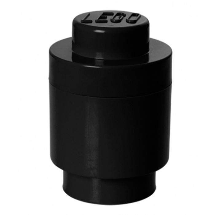 Система хранения 1 круглый LEGO черный