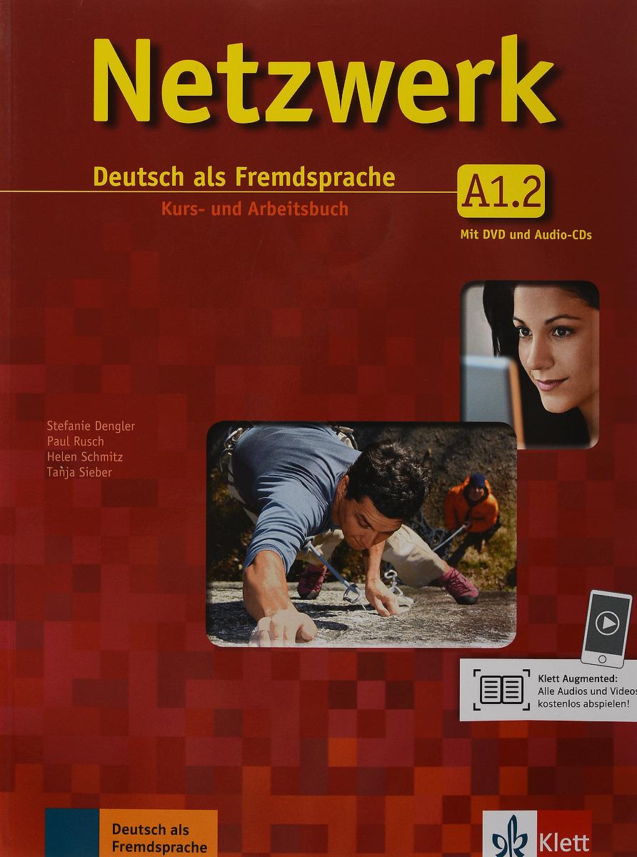 Kurs- und Arbeitsbuch, m. Audio-CDs u. 1 DVD