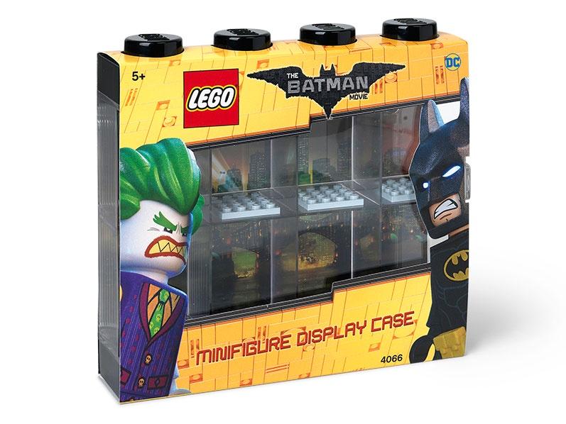 Дисплей для минифигурок 8 штук Batman LEGO