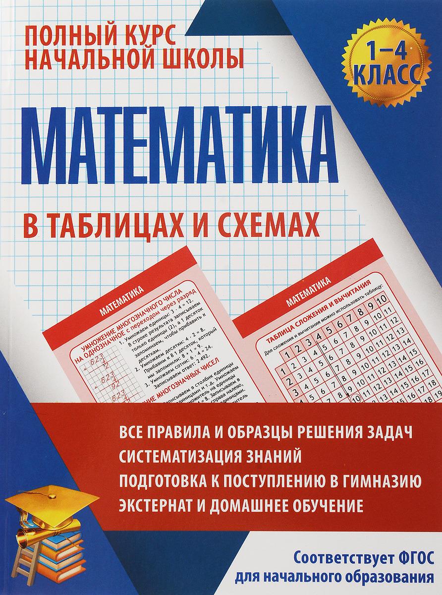 Н. Латышева Математика в таблицах и схемах. 1-4 классы