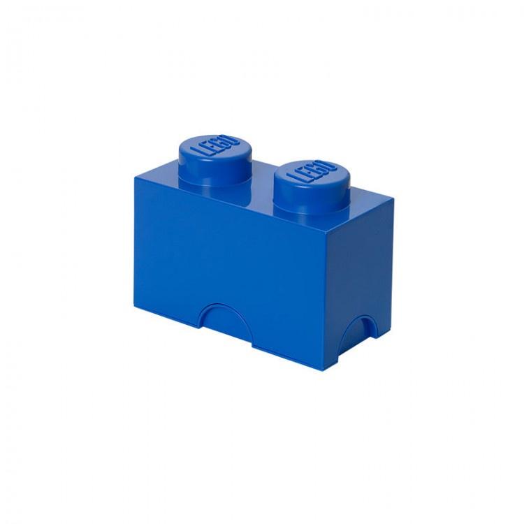 Система хранения 2 кубик LEGO синий